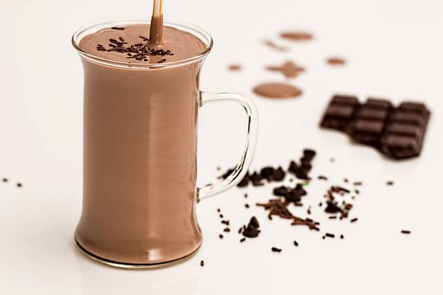 Choco Banana Coconut Salutti Aloe Vera Juice Smoothie Recipe