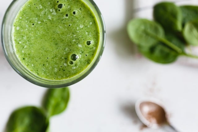 Mango-Spinach Madness Smoothie