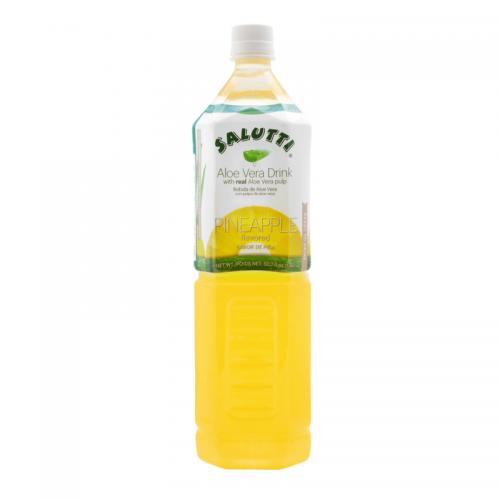 Aloe Vera Drink Salutti Pineapple 1.5L