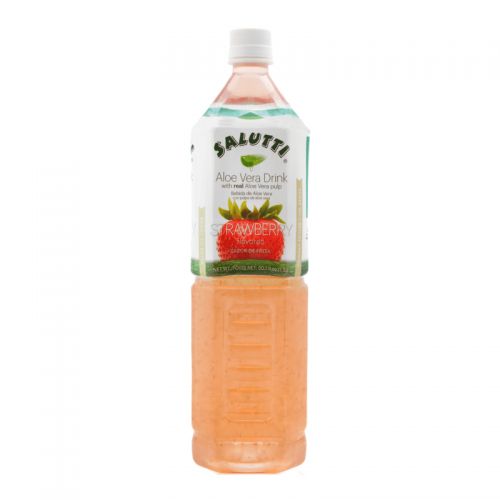 Aloe Vera Drink Salutti Strawberry 1.5L